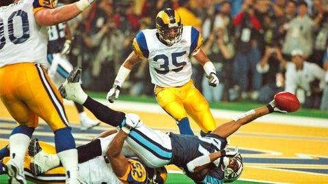 Super Bowl XXXIV: Mike Jones makes 'The Tackle'