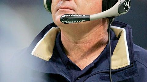 2000: Next coach up, Mike Martz
