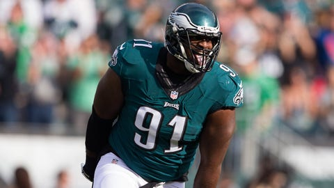 Fletcher Cox, DT, Eagles