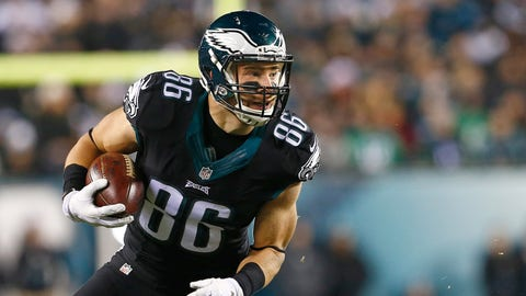 No. 84 - Zach Ertz
