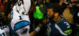 Russell Wilson says he would give Cam Newton MVP