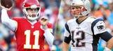 Six Points: Chiefs vs. Patriots