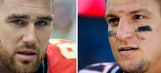 Patriots-Chiefs a showcase for tight ends Gronkowski, Kelce