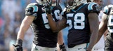 Competition drives Panthers LBs Davis, Kuechly to greatness