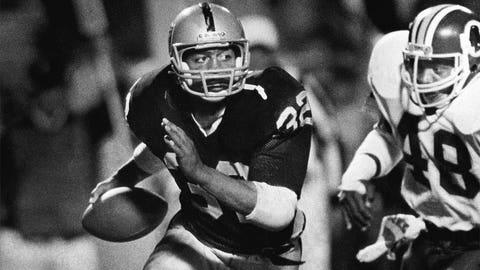 Super Bowl XVIII: Marcus Allen runs with the night