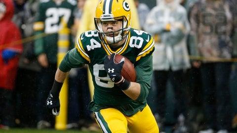 Green Bay Packers -- Jared Abbrederis (WR)