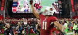 Larry Fitzgerald proposes a simple fix for the NFL's broken catch rule