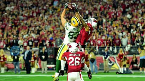 Jeff Janis, wide receiver, Packers