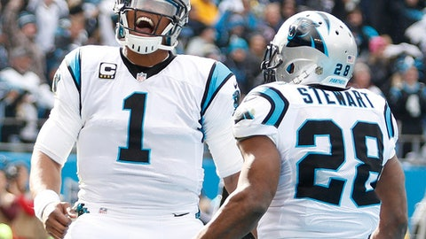 NFC Divisional Round: Panthers 31, Seahawks 24