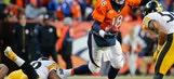 """""""Elusive"""" Peyton Manning avoids sack for big gain"""