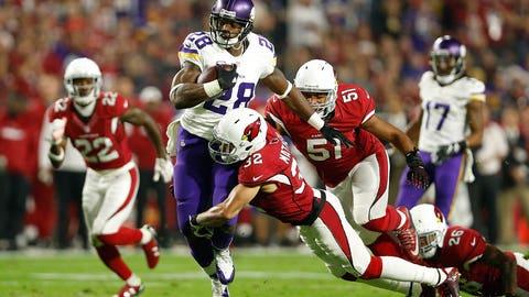 Game 13: Cardinals 23, Vikings 20