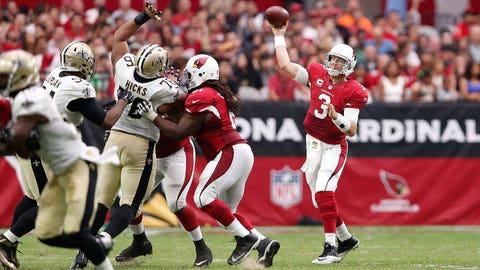 Game 1: Cardinals 31, Saints 19