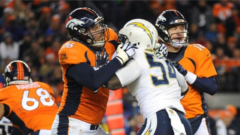 Game 16: Broncos 27, Chargers 20