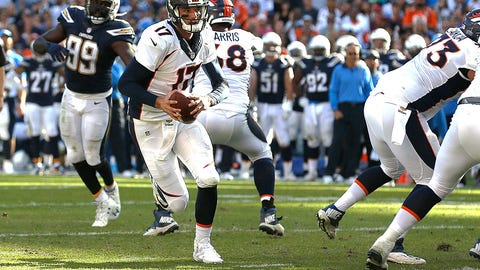 Game 12: Broncos 17, Chargers 3