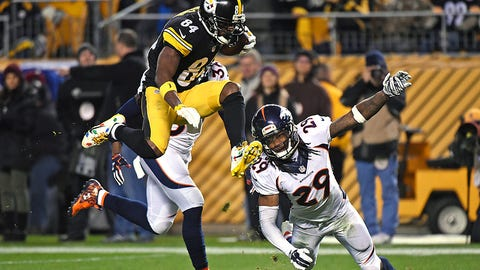 Game 14: Steelers 34, Broncos 27