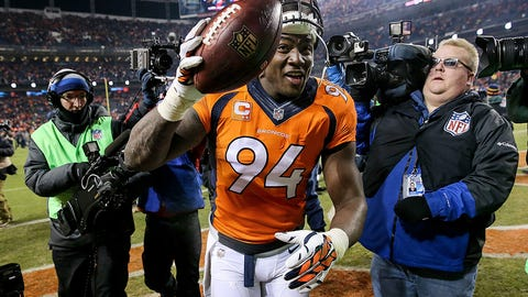 8. Ware are you snapping that football?