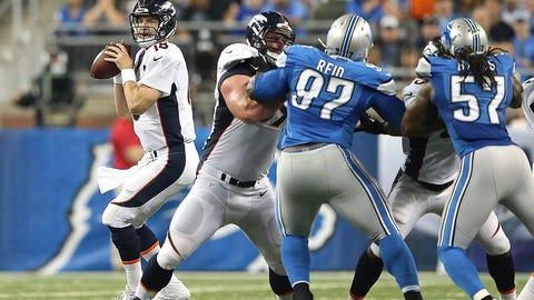 Game 3: Broncos 24, Lions 12