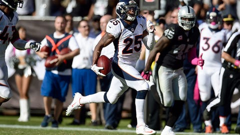 Game 5: Broncos 16, Raiders 10