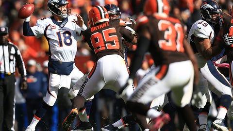 Game 6: Broncos 26, Browns 23