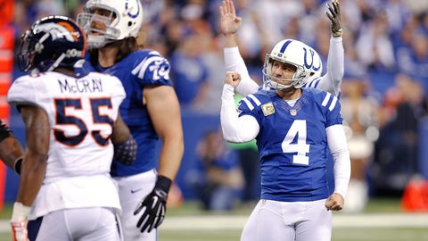 Game 8: Colts 27, Broncos 24