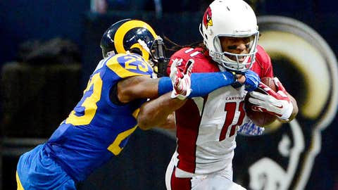 10. Grand moments for Larry Fitzgerald