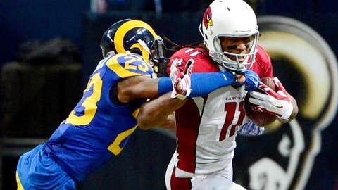 Sunday: Rams at Cardinals