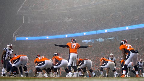 Game 11: Broncos 30, Patriots 24 (OT)