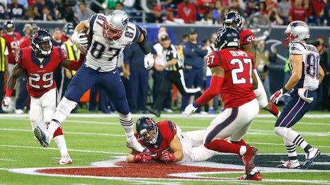 Game 13: Patriots 27, Texans 6