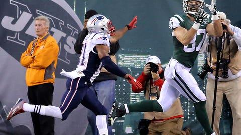 Game 15: Jets 26, Patriots 20 (OT)