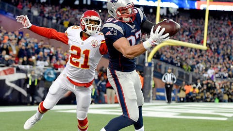 Divisional playoff: Patriots 27, Chiefs 20