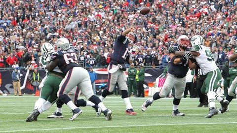 Game 6: Patriots 30, Jets 23