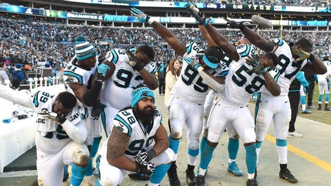 The Panthers' road to the NFC title