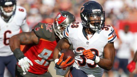Chicago Bears: Running back