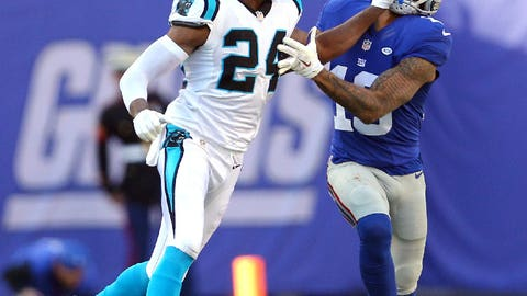 Week 15: Panthers 38, Giants 35