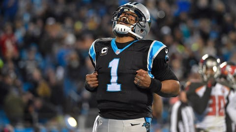 Top 10 plays of the Panthers' 2015 season