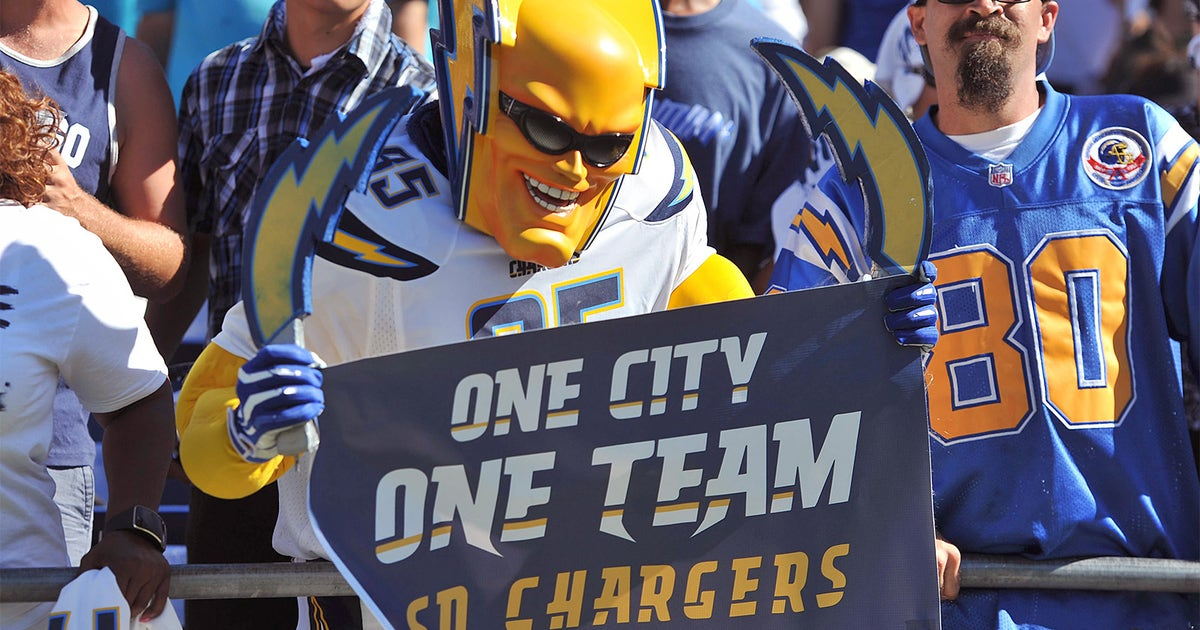 Five New Team Names The Chargers Should Consider If They
