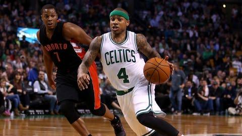 Feb. 24, 2017: Celtics @ Raptors (League Pass)