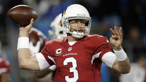 Offensive Player of the Year: Arizona quarterback Carson Palmer