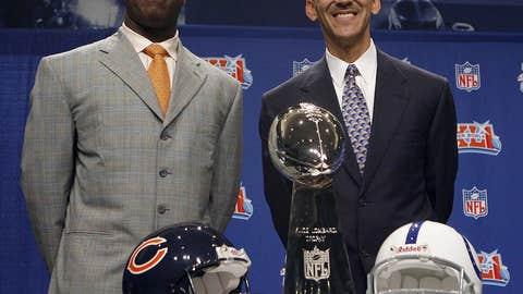 Lovie Smith, Chicago, and Tony Dungy, Indianapolis, Super Bowl XLI