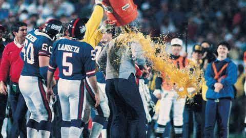 Bill Parcells, New York Giants, Super Bowl XXI