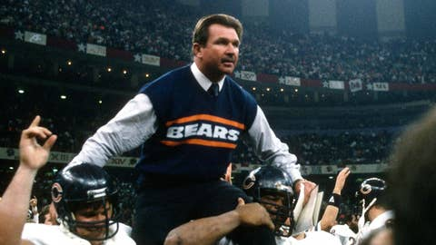 Mike Ditka, Chicago, Super Bowl XX