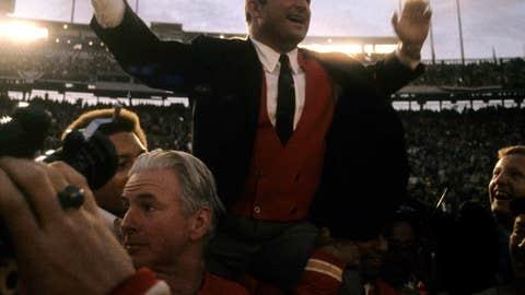 Hank Stram, Kansas City, Super Bowl IV