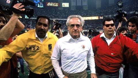 George Seifert, San Francisco, Super Bowl XXIV