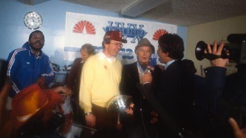 Joe Gibbs, Washington, Super Bowl XVII