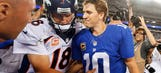 Eli Manning: If Peyton does hang it up, he hopes 'he goes out on top'