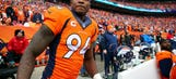 Reports: DeMarcus Ware restructures contract to return to Broncos