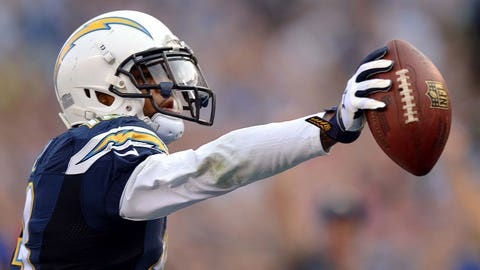 San Diego Chargers: Keenan Allen, WR