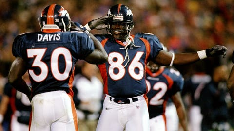 The Mile-High Salute: 1997-98 Broncos