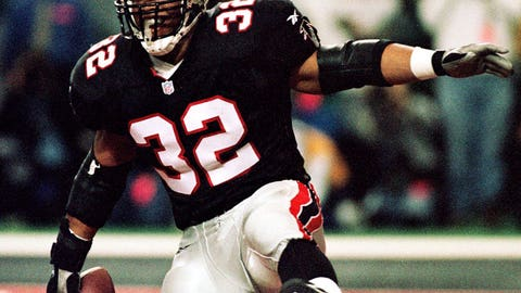 The Dirty Bird: 1998 Falcons