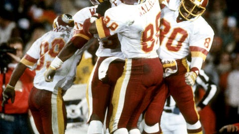 The Fun Bunch: 1982 Redskins